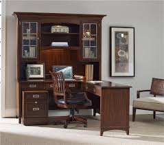 marvelous computer desk with hutch in home office traditional with