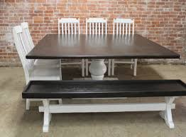 Square Pedestal Table Square Tables Built From Reclaimed Wood Ecustomfinishes