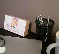 Custom Desk Plaque Wooden Desk Plaque Custom Logo Design My Repurposed Life
