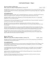 Package Handler Resume Sample by Lluschei Resume 5 2015