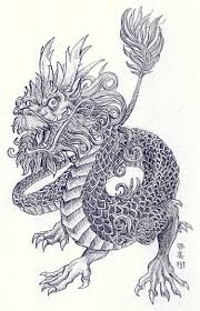 chinese dragon by ially on deviantart