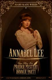 annabel lee by edgar allan poe 215 best edgar allan poe u0027s murder mystery dinner party images on