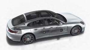 Porsche Panamera All White - new porsche panamera u0027s optional burmester sound system costs as