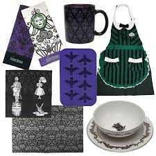 haunted mansion home decor first look at new haunted mansion merchandise appearing this fall at