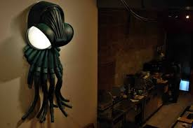 cthulhu lamp sure puts the