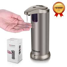 top 10 best automatic soap dispensers in 2017 reviews