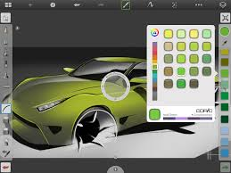 submit to deviantart directly from sketchbook apps by heidi on