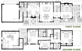floor plans for large families home design