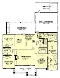 Floor Plans With Inlaw Apartment Plan 59805nd Alternate Exterior Available Hearths Kitchens And