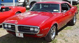 Last Year Of Pontiac Firebird Pontiac Firebird History Photos On Better Parts Ltd