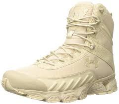 under armour men u0027s ua valsetz 7 tactical boots 105 desert sand
