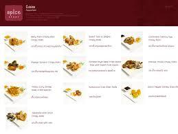cuisine spicy spicy cuisine