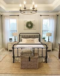 decorating ideas bedroom 39 best farmhouse bedroom design and decor ideas for 2018