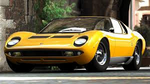 lamborghini prototype 1966 lamborghini miura the first supercar ever