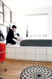 Ikea Bed Hack Best 25 Ikea Storage Bed Ideas Only On Pinterest Ikea Bed Hack