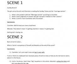 worksheet in the city season 3 episode 3 vocabulary and