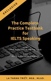 smashwords u2013 the complete practice testbank for ielts speaking u2013 a