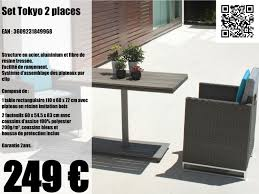 Table Et Banc Pliant Carrefour by Salon De Jardin Balcon U2013 Qaland Com