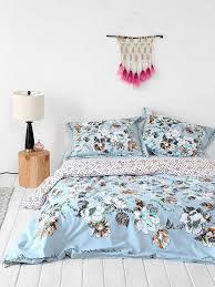 Urban Outfitters Waterfall Duvet Mrs Boho Dormitorios Veraniegos A Dormir To Bed Pinterest