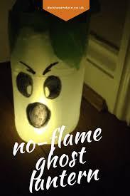ghost lanterns for halloween daisies u0026 pie