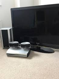 sony tv with home theater system samsung 52