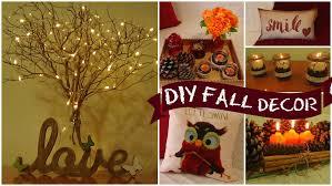 diy easy fall room decor i easy room decor ideas i diy home