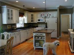 Kitchen Cart Ideas Kitchen Cabinets White Kitchen Cabinets With Cream Walls Small