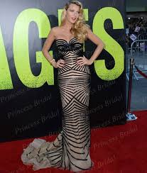 Red Carpet Gowns Sale by Big Sale Special Occasion Blake Lively Dress Mermaid Sweetheart