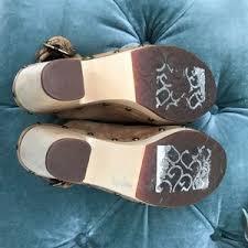 ugg dafni sale 75 ugg shoes ugg dafni clog from mollie s closet on poshmark