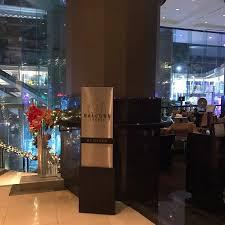 balcony lounge intercontinental bangkok restaurant reviews