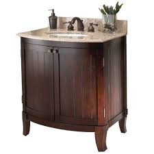 Beige Bathroom Vanity by Foremost Bl Bellani Bath Vanity With Mohave Beige Granite Vanity