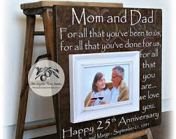 silver anniversary gifts silver anniversary etsy