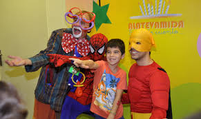 Christmas Party Entertainers Kids Party Entertainment In Birmingham Children Activities