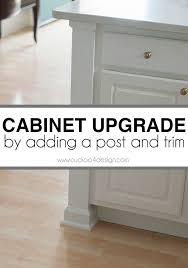 kitchen cabinet trim molding ideas kitchen cabinet trim chic design 26 best 25 trim ideas on