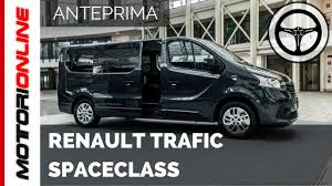 renault pakistan renault trafic spaceclass intervista speciale a francesco
