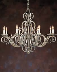 Chandelier Metal Wrought Iiron Chandelier And Wrought Iron Chandelier