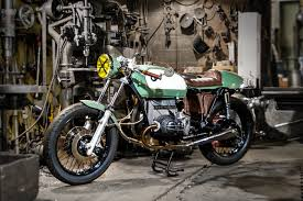 bmw motorcycle cafe racer erik u0027s alaskan r90 cafe racer the bike shed