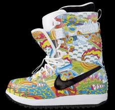 nike womens snowboard boots australia danny kass special edition nike zf 1 snowboarding boot 5ones