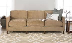 Klaussner Couch Klaussner Jordan Scaled Track Arm Sofa The Dump America U0027s