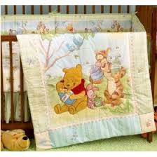 Winnie The Pooh Crib Bedding Winnie The Pooh Nursery Bedding A Classic Look Adorababy