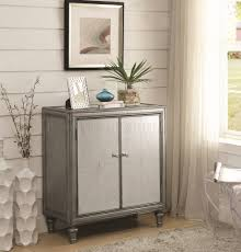 bathroom accent cabinet 101049 mirrored accent cabinet by coaster