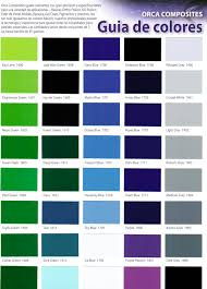 color guide adipose boatworks