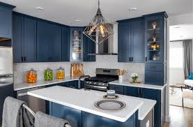 blue kitchen cabinet design 7 awesome blue kitchen cabinets ideas house