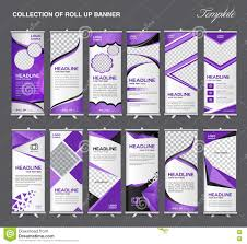 Stand Up Flag Banners Collection Of Roll Up Banner Design Stand Template Flyer Design