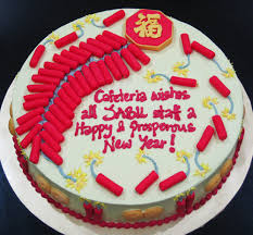 New Year Cake Decorations Ideas by Misc Cakes Flickr