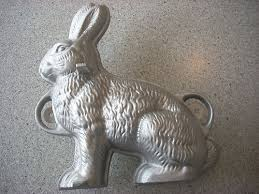 bunny mold 147 best vintage bakery pans and molds images on