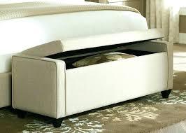 Small Storage Ottoman Bed Ottoman Bench Ottoman For Bedroom Bedroom Storage Ottoman