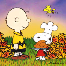 snoopy happy thanksgiving 4k wallpaper free 4k wallpaper