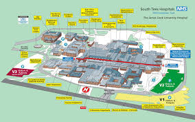 Car Park by Parking South Tees Hospitals Nhs Foundation Trust South Tees