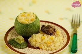 cuisiner la courgette ronde courgettes rondes farcies à la purée aux grains d or chaudron